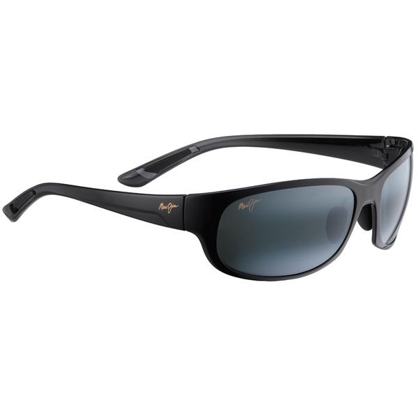 Maui Jim Twin Falls Polarized Sunglasses, Gloss Black Fade Frames with Black Neutral Lenses Sale $229.00 SKU: 16291858 ID# 417-02J UPC# 603429029692 :