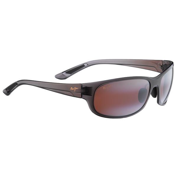 Maui Jim Twin Falls Polarized Sunglasses, Gray Fade Frames with Maui Rose Lenses Sale $229.00 SKU: 16291841 ID# R417-11A UPC# 603429029715 :