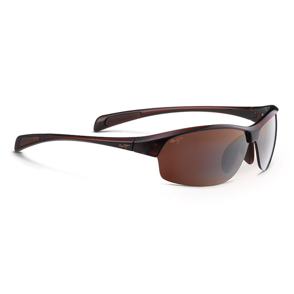 Maui Jim River Jetty Sunglasses Brown Frames with HCL Bronze Lenses