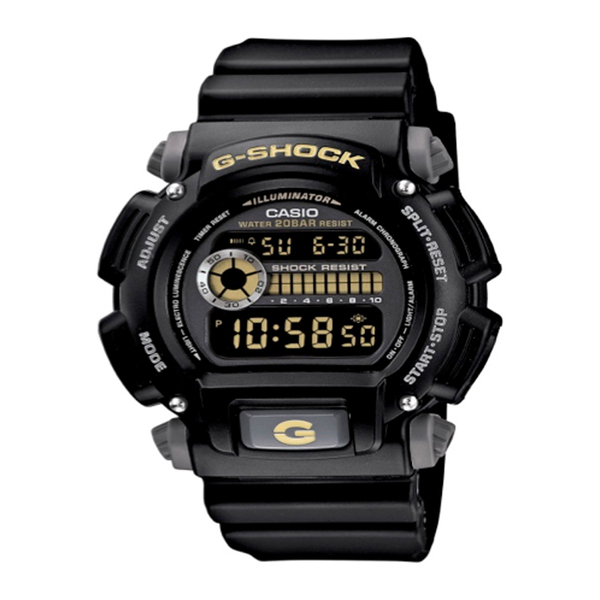 Casio Illuminator G-Shock Watch Black