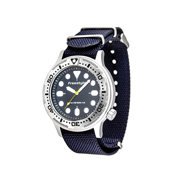 Freestyle Ballistic Diver Watch Blue