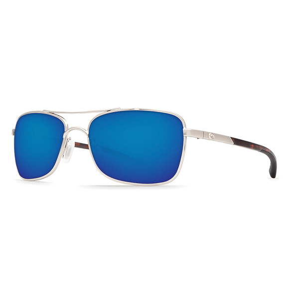 Costa Palapa Sunglasses, Palladium Frames with Blue Mirror 580P Lenses Sale $219.00 SKU: 16302143 ID# AP 21 OBMP UPC# 97963522458 :