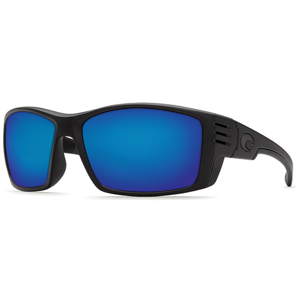 Costa Cortez Sunglasses, Blackout Frames with Black/blue Mirror 580G Lenses Sale $249.00 SKU: 16302184 ID# CZ 01 OBMGLP UPC# 97963523998 :