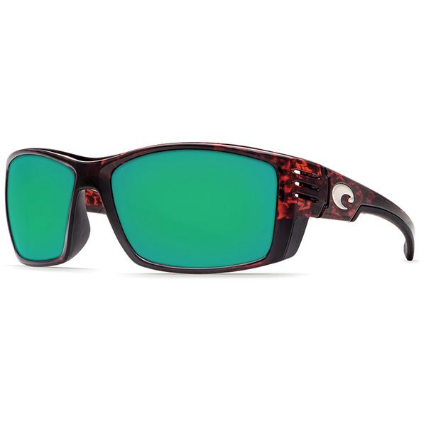 Costa Cortez Sunglasses, Tortoise Frames with Tortoise/green Mirror 580G Lenses Sale $249.00 SKU: 16302200 ID# CZ 10 OGMGLP UPC# 97963524148 :