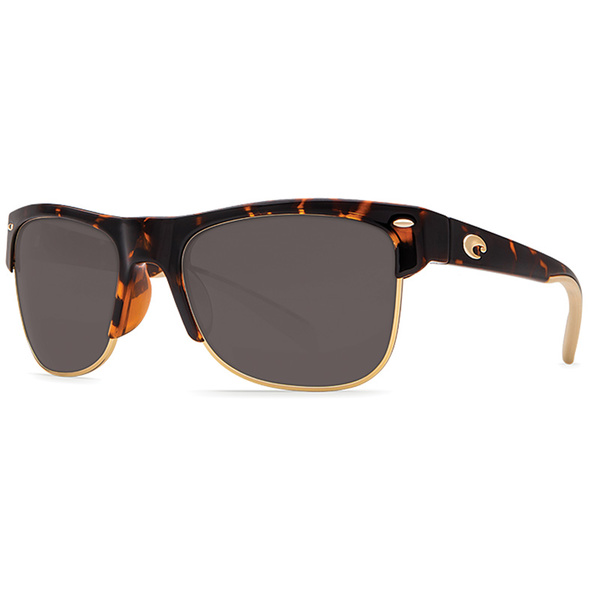 Costa Pawleys Sunglasses, Retro Tortoise Frames with Gray 580P Lenses Tortoise/gray Sale $199.00 SKU: 16302275 ID# PW 66 OGP UPC# 97963528368 :