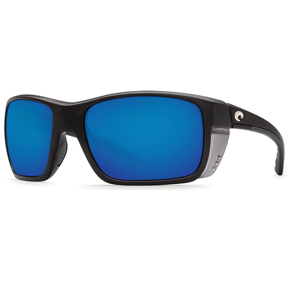 Costa Rooster Sunglasses, Matte Black Frames with Black/blue Mirror 580G Lenses Sale $249.00 SKU: 16302283 ID# RO 11 OBMGLP UPC# 97963529594 :
