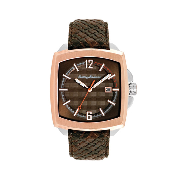 Tommy Bahama Rose Gold Maui Roadster Watch