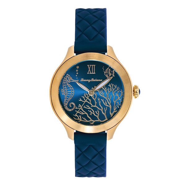 Tommy Bahama Women's Waikiki Reef Watch, Nautical Blue