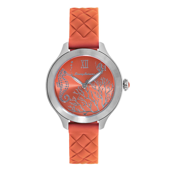 Tommy Bahama Women's Waikiki Reef Watch, Coral Sale $79.88 SKU: 16303166 ID# TB2173 UPC# 836024011797 :