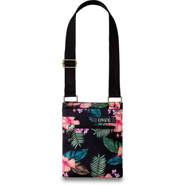 Dakine Jive Shoulder Bag Black/pink Floral