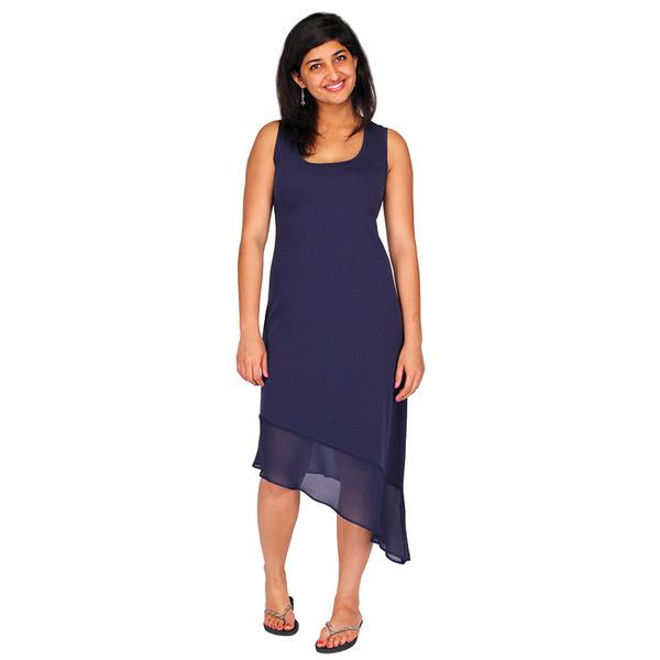 Tommy Bahama Women's Scoop High-Low Tea Dress Mare