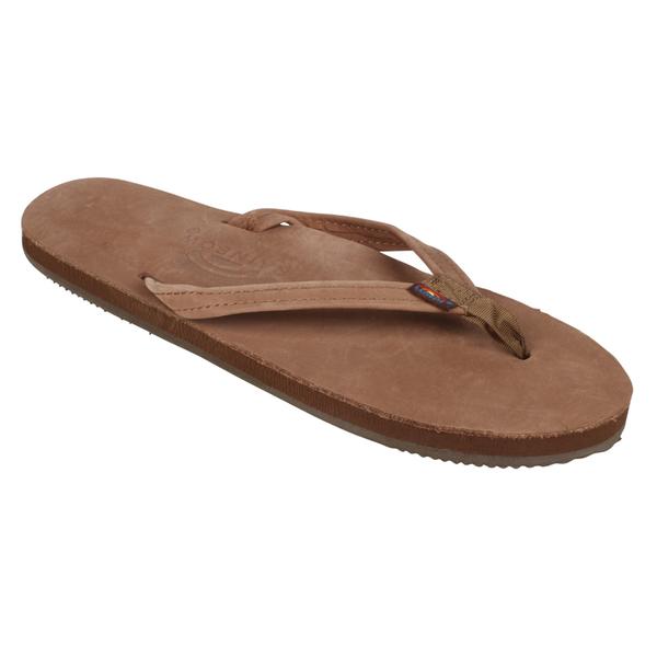 Rainbow Women's Single Layer Premier Leather Sandals Brown Sale $51.00 SKU: 16387706 ID# 301ALTSN-DB-LXL UPC# 871836001086 :