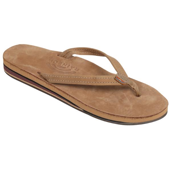 Rainbow Women's Single Layer Premier Leather Sandals Tan Sale $51.00 SKU: 16387631 ID# 301ALTSN-SB-LS UPC# 871836000973 :