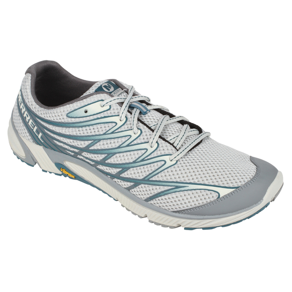 Merrell Men's Bare Access 4 Shoes Gray/blue