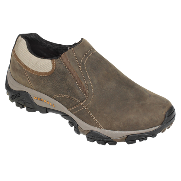 Merrell Men's Moab Rover Moc Shoes Brown