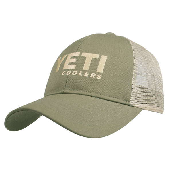 YETI Trucker Hat Green
