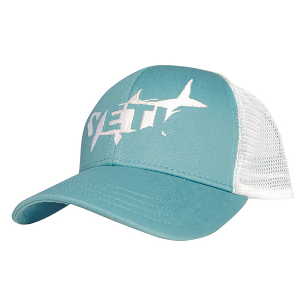 YETI Trucker Hat Teal
