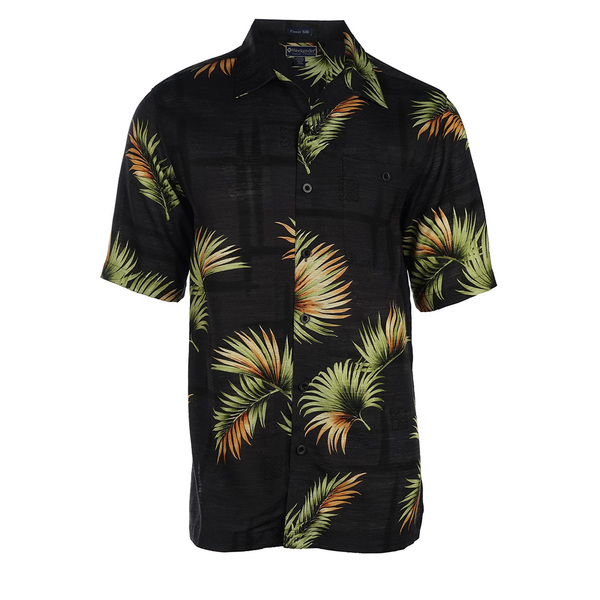 Weekender Mens Freeport Shirt Black Sale $78.00 SKU: 16423881 ID# M031407 999 XL :