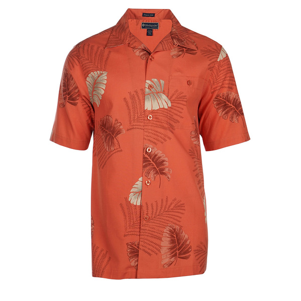 Weekender Mens East Cape Shirt Strawberry