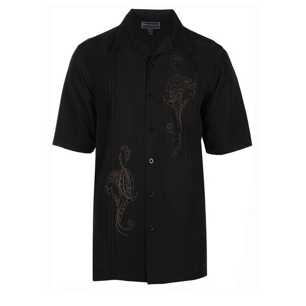 Weekender Mens St. Martin Shirt Black