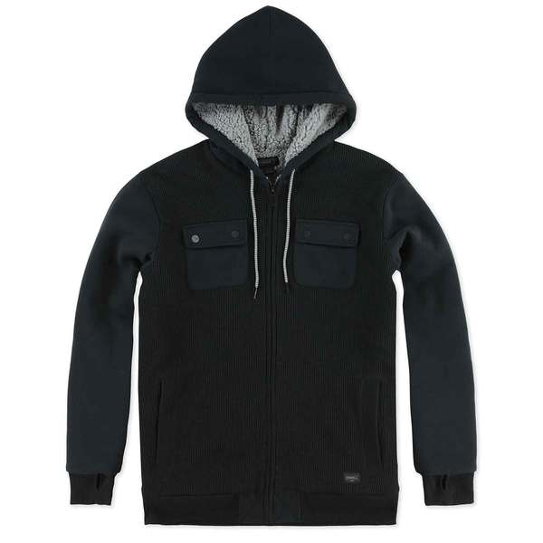 O'neill Men's County Line Hoodie Black