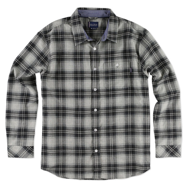 O'neill Men's Eldridge Flannel Shirt Black