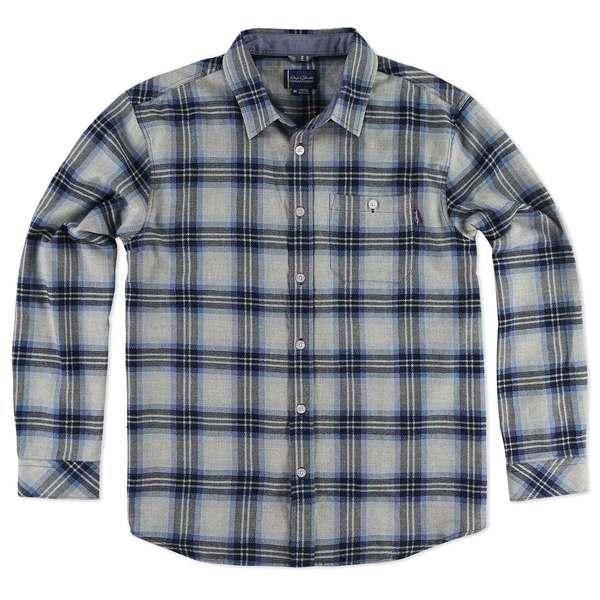 O'neill Men's Eldridge Flannel Shirt Navy