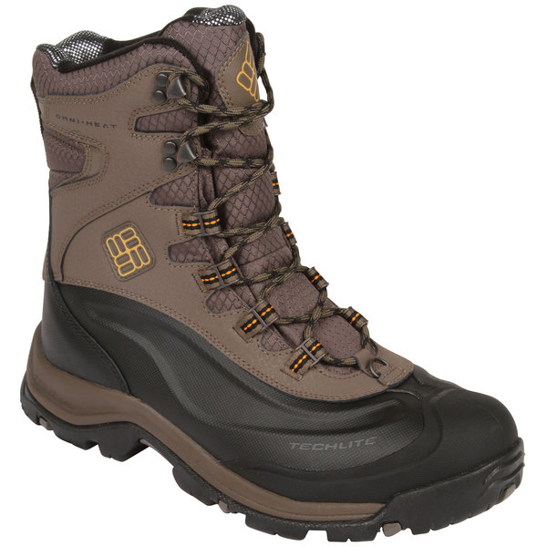 Columbia Men's Bugaboot Plus III Omni-Heat Boots Mud/squash