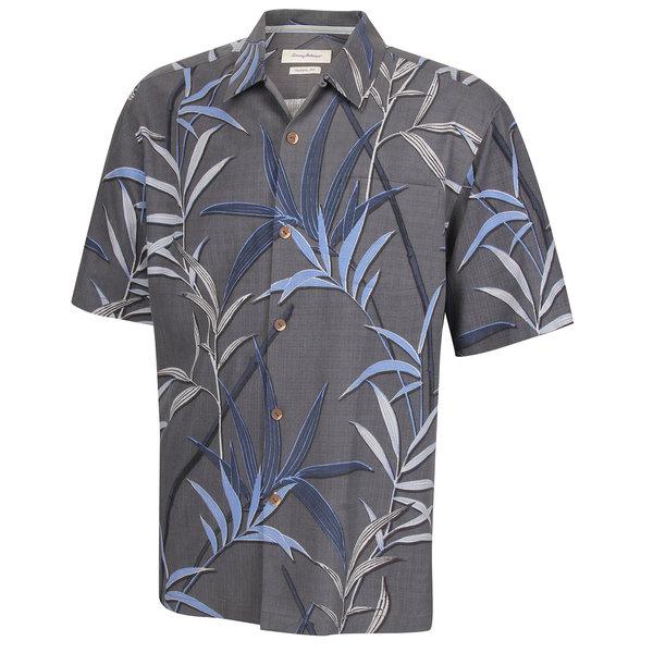 Tommy Bahama Men's You're So Vine Camp Shirt Black Sale $88.50 SKU: 16483513 ID# T311833-023-M UPC# 23798296240 :