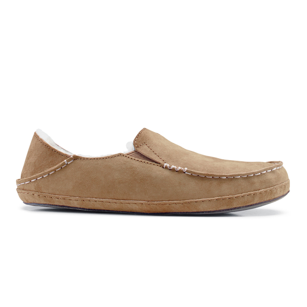 Olukai Women's Nohea Slipper Brown Sale $120.00 SKU: 16501579 ID# 20269-1324-6 UPC# 883956192254 :