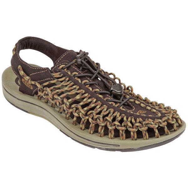 Keen Men's Uneek Shoes Black Sale $100.00 SKU: 16502239 ID# 1013890-53-10.5 :