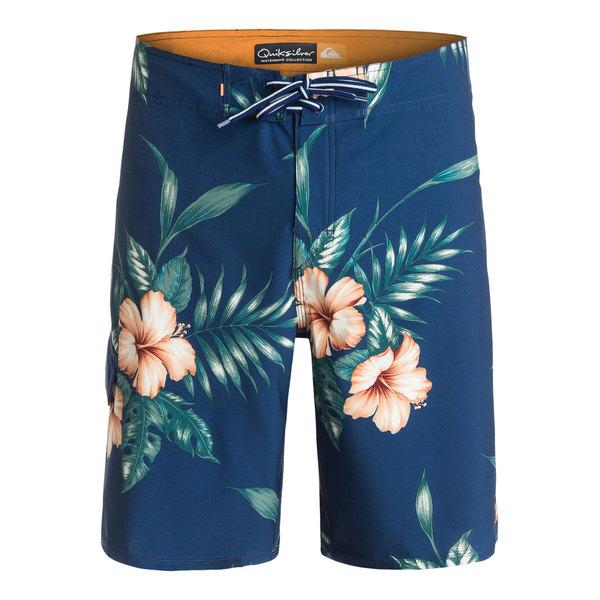 Quiksilver Men's Ocean Shore Boardshorts Blue