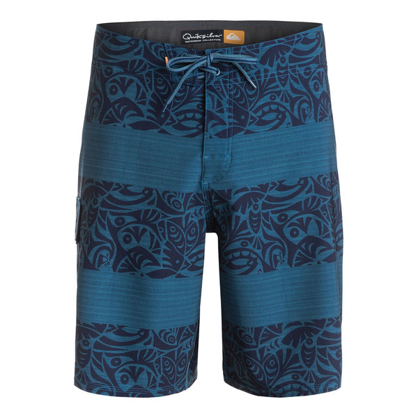 Quiksilver Men's Parapa Boardshorts Real Teal Sale $48.75 SKU: 16514598 ID# QMBS03031BPR036 UPC# 888701475453 :