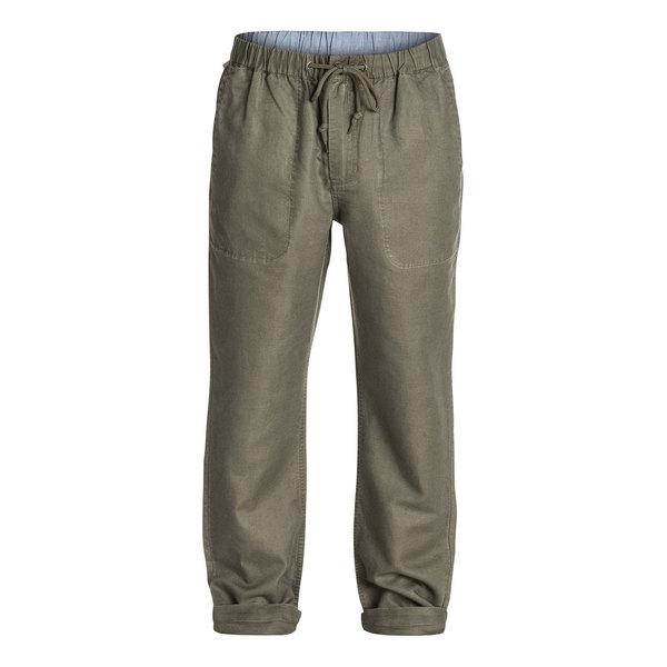 Quiksilver Men's Antigua Linen Pants Grape Leaf Sale $60.00 SKU: 16577074 ID# QMNP03007CRE0M UPC# 888701483939 :