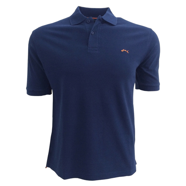 Bluefin Men's Classic Polo Navy