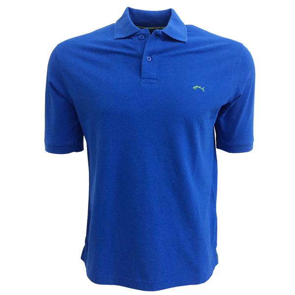 Bluefin Men's Classic Polo Blue