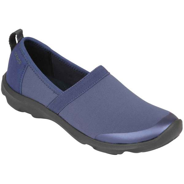 Crocs Women's Busy Day 2.0 Yoga Pant A-line Shoes Blue/gray
