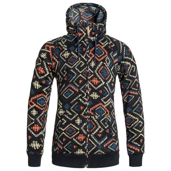 Roxy Women's Resin Knit Hoodie Kilim Sale $67.46 SKU: 16535387 ID# RJFT03111KVJ6M UPC# 888701295136 :