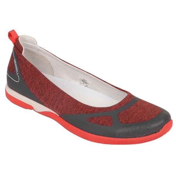 Merrell Women's Ceylon Ballet Shoes Monument/red