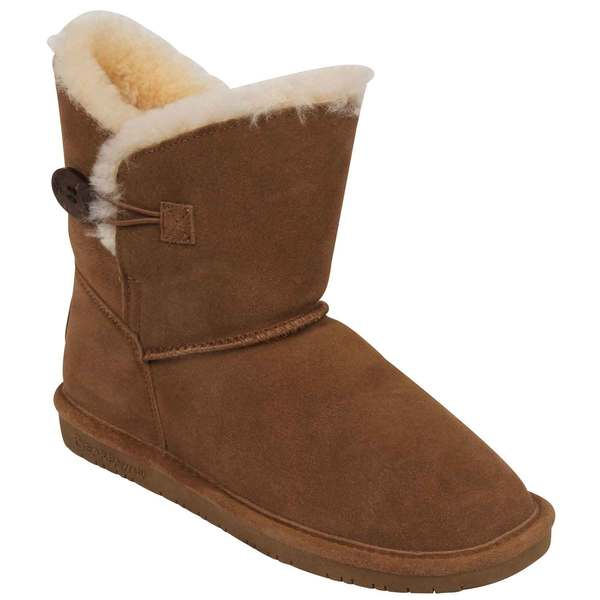 Bear Paw Tackle Women's Rosie Boots Hickory Sale $38.99 SKU: 16550493 ID# 1653W-5337-6 UPC# 795240415744 :