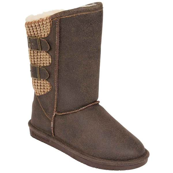 Bear Paw Tackle Women's Boshie Boots Brown