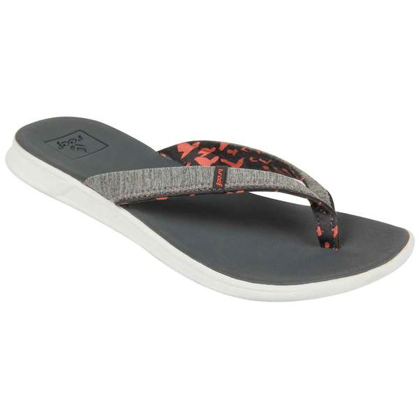 Reef Women's Rover Shoes Gray Sale $45.00 SKU: 16570251 ID# RF008925DAG-6 :
