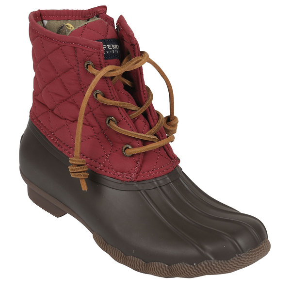 Creative Vintage Red Rubber Duck Boots Womenu0026#39;s Shoe Size US 9