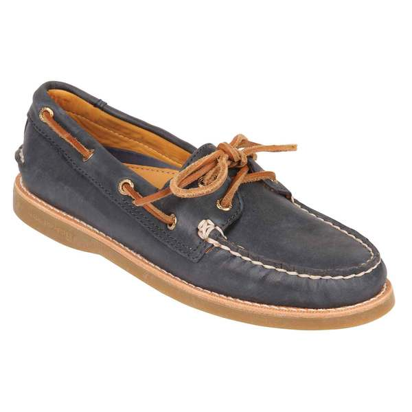 Sperry Women's Gold Cup AO Boat Shoes Navy