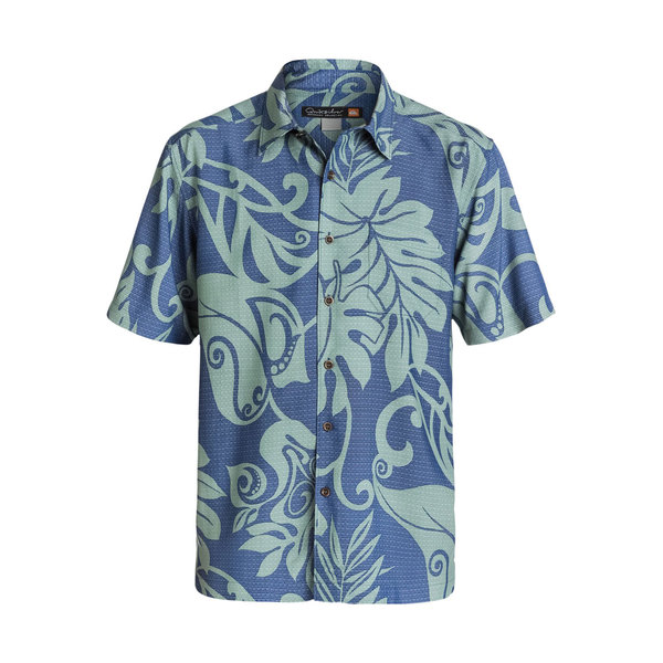 Quiksilver Men's West Bay Short Sleeve Shirt Blue Sale $52.50 SKU: 16577173 ID# QMWT03088BSW0M UPC# 888701418986 :