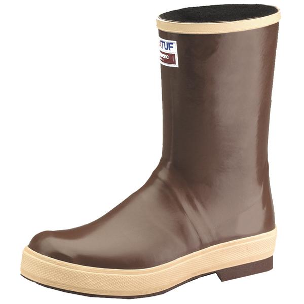 Xtratuf Men's 12 Neoprene Boots Brown Sale $89.99 SKU: 16594392 ID# 22172G-60-28 UPC# 86189019248 :