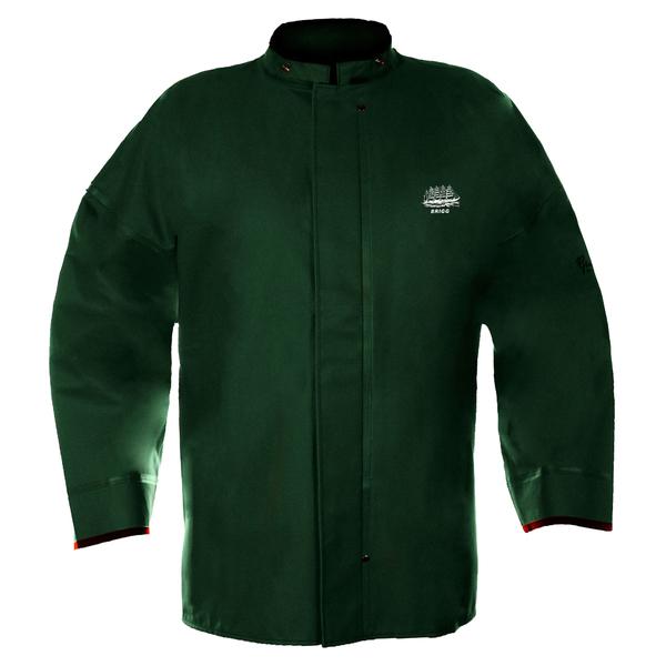 Grundens Men's Brigg 411 Jacket Green
