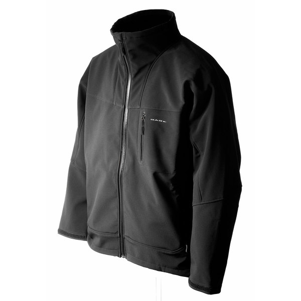 Grundens Men's Weather Gage Softshell Jacket Black
