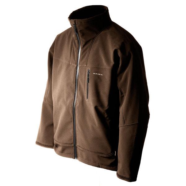Grundens Men's Weather Gage Softshell Jacket Brown Sale $213.82 SKU: 16661423 ID# WJ200MS UPC# 7332525004229 :