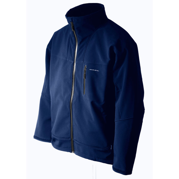 Grundens Men's Weather Gage Softshell Jacket Navy Sale $213.82 SKU: 16661290 ID# WJ200NXL UPC# 7332525004151 :